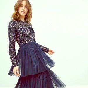 ASOS Maya sequined dress